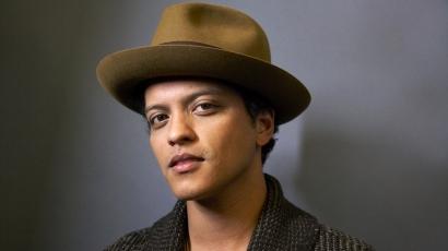 Bruno Mars lesz a Carpool Karaoke következő vendége