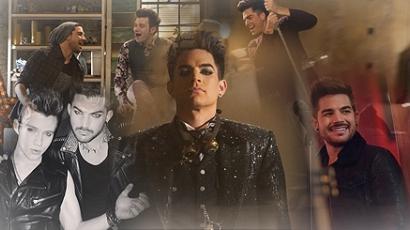 Búcsúzik Adam Lambert a Glee-től