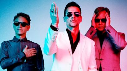 Budapestre jön a Depeche Mode