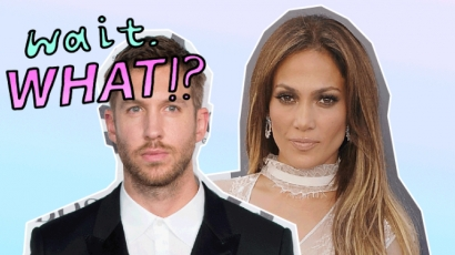 Calvin Harris Jennifer Lopeznek udvarol?