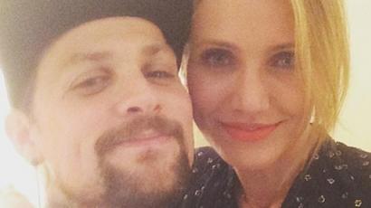 Cameron Diaz elárulta, hogyan jöttek össze a férjével, Benji Maddennel