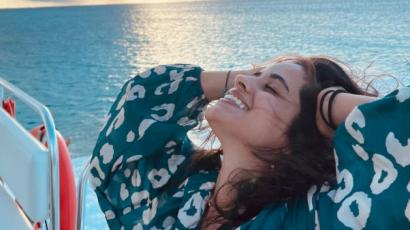 Camila Cabello vidám nyaralós képeket posztolt
