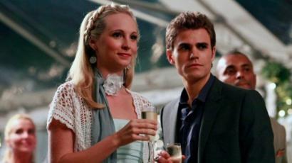 Candice Accola imádja Caroline és Stefan kapcsolatát