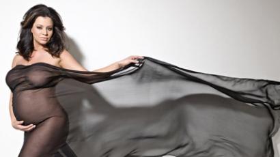 Candice Michelle második babáját várja