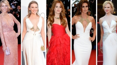 Cannes 2013: a legszebb ruhák