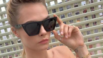 Cara Delevingne lett Anglia legjobban fizetett modellje - csillagászati összeget keres
