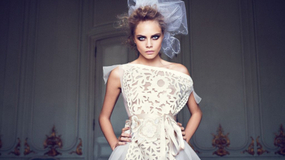 Cara Delevingne menyasszony lett