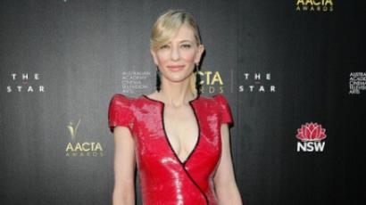 Cate Blanchett Armani legújabb parfümjének arca