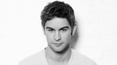 Chace Crawford a Diet Coke arca lett