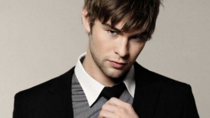 Chace Crawford mint Christian Grey?