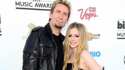 Chad Kroeger megcáfolta a válásról szóló pletykákat