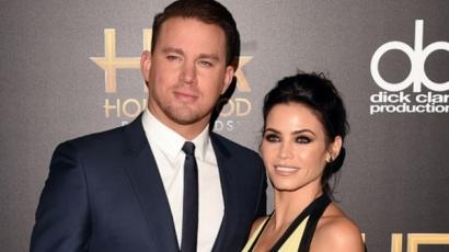 Channing Tatum meztelen fotót posztolt feleségéről