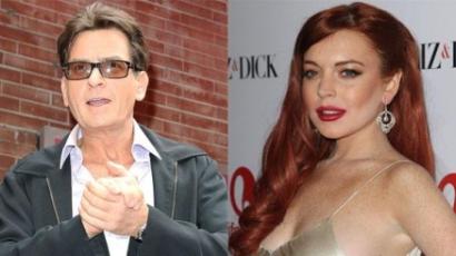 Charlie Sheen fizeti Lindsay tartozásait
