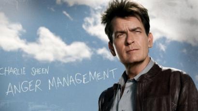 Charlie Sheen újra a csúcson