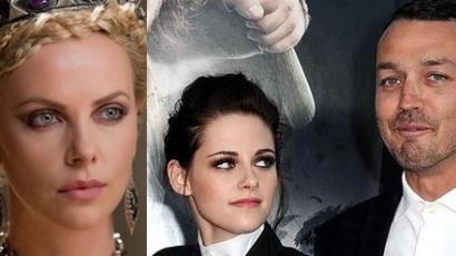 Charlize Theron is dühös Kristen Stewart félrelépése miatt