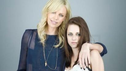 Charlize Theron meghalna Kristen Stewartért