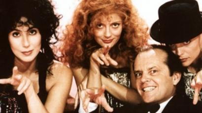Cher ellopta Susan Sarandon szerepét Az eastwicki boszorkányokban