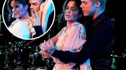 Cheryl és Derek együtt?