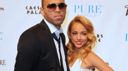 Chris Brown exe lehet, hogy babát vár