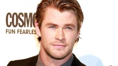 Chris Hemsworth büszke új filmjére