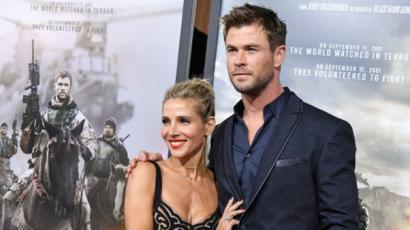 Chris Hemsworth elárulta, felesége miért nem vette fel az ő vezetéknevét