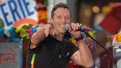Chris Martint nem ismerték fel a biztonságiak saját turnéján