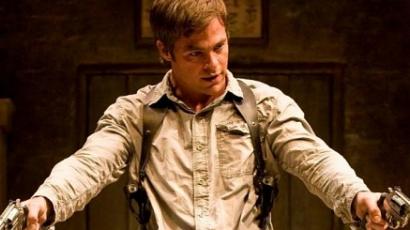 Chris Pine lesz az új Indiana Jones?