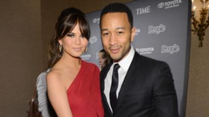 Chrissy Teigen és John Legend összeházasodtak