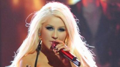 Christina Aguilera hatalmasat robbantott
