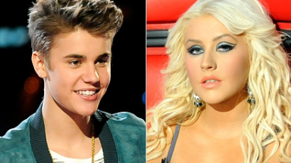 Christina Aguilera szabadságoltatná Biebert