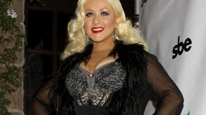 Christina Aguilera újabb kitüntetést kapott