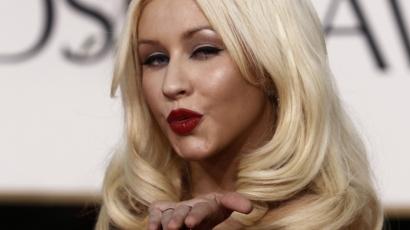 Aguilera tud nevetni saját botlásain
