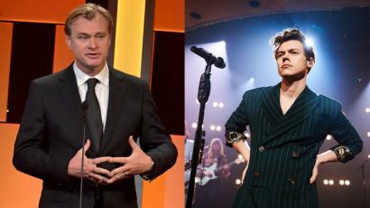 Christopher Nolan nem tudta, hogy ennyire híres Harry Styles