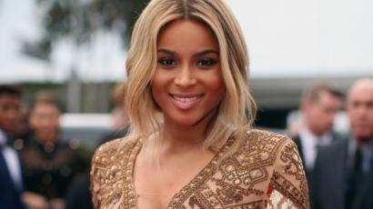 Ciara bizonytalan volt grammys ruhaválasztását illetően