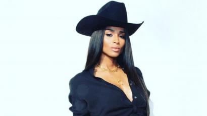 "Ciara újragondolta a ""cowgirl"" stílust"