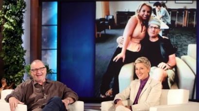 Ciki: A Modern család sztárja nem ismerte fel a tőle közös fotót kérő Britney Spearst