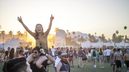 Coachella 2017: ruhamustra a sztárok körében – I. rész