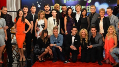 Cody Simpson és James Maslow a Dancing with the Stars új évadában