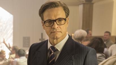 Colin Firth kávézgatva várja a fejleményeket