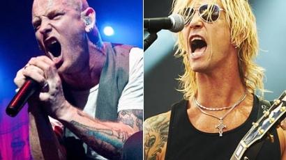 Corey Taylor és Duff McKagan közös projektben