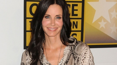 Courteney Cox hétéves lánya hajat festet