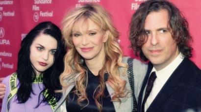Courtney Love elégedett az új Cobain-filmmel