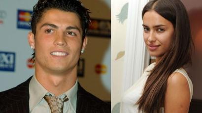 Cristiano Ronaldo megkérte barátnője kezét