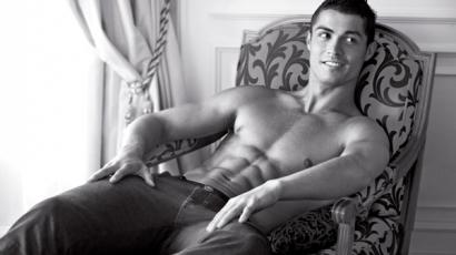 Cristiano Ronaldo melegbárban járt