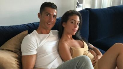 Cristiano Ronaldo újra apa lesz?