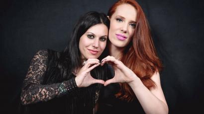 Cristina Scabbiával lépett fel az Epica