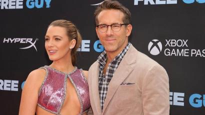 Csak a szokásos: Ryan Reynolds új filmje premierjén is feleségével trollkodott