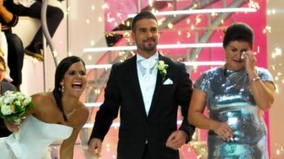 Csenge és Peti nyerték az ÖsszeEsküvőket