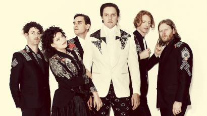 Csillogó kényelem: új Arcade Fire klip érkezett