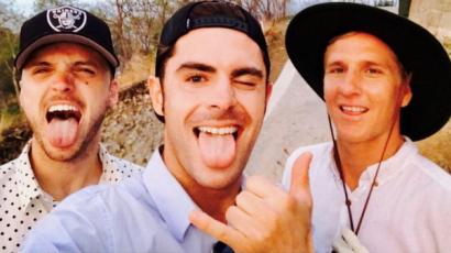 Csoda, hogy túlélte! Brutálisan elgázolták Zac Efron egyik barátját – videó